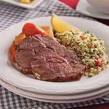 cuisine gigot d agneau gigot d agneau à la marocaine recettes cuisine et nutrition