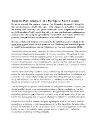group home business plan business plan for group home group home business plan template