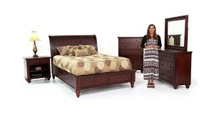 Mission Style Bedroom Furniture Bedding Chatham Queen Bedroom Set Bob U0027s Discount Furniture Bobs