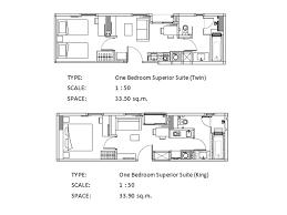 hotel suite floor plans lit bangkok residence hotel official website