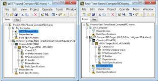 remote application development for windows based compactrio