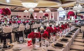 Red And Gold Reception Decoration Red And Grey Wedding Decorations U2013 Thejeanhanger Co