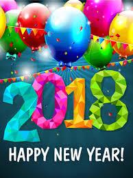 celebrating new year card 2019 birthday greeting cards by davia
