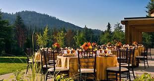 Wedding Venues In Montana Tenaya Lodge At Yosemite Wedding Locations Mountain Reception