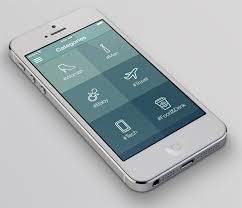 6 professional ios7 app design templates 95 off u2022 inspired magazine