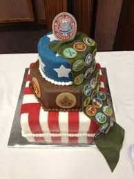 eagle cake topper eagle scout court of honor kathryn s cake shoppe