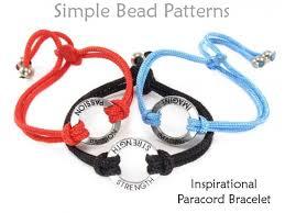 simple paracord bracelet instructions images Instructions for inspirational paracord bracelet with a slide knot jpg