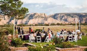 sedona wedding venues mesa grill at the sedona airport best wedding reception location