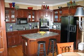 kitchen dark cherry cabinets neutral kitchen colors dark cherry