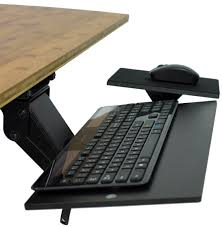 Under Desk Pull Out Drawer Why You Should Use A Keyboard Tray Uncaged Ergonomics
