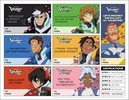 valentines cards voltron on print out these voltron s day cards