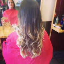 hair frosting for dark hair balayage on black hair balayage brown to blonde frosted tips