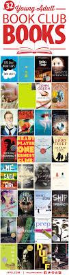32 novels for book clubs ya via creswell