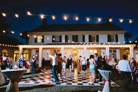 wedding venues in jacksonville fl the ribault club weddings illustrated