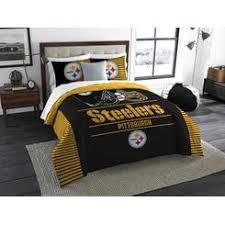 Steelers Bathroom Set Pittsburgh Steelers Bedding U0026 Bath Buy Pittsburgh Steelers