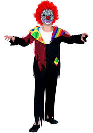 Evil Clown Halloween Costume 25 Evil Clown Costume Ideas Evil Clown