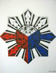 tribal philippine sun by badlucky666 on deviantart