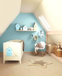 chambre bébé peinture deco peinture chambre bebe amazing best chambre bebe mansardee