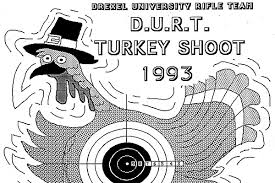 rifle team turkey shoot now drexel
