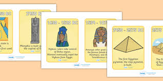 ancient timeline cards ancient history
