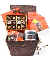 gourmet chocolate gift baskets gift baskets chocolat moderne where luxe gourmet chocolate is