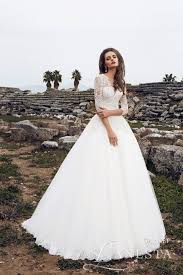 lace 3 4 sleeve wedding dress 1322 best 3 4 sleeve wedding dresses images on