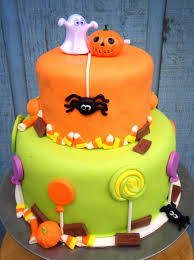 halloween birthday cake for twins piece of cake to make