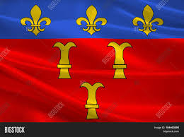 Flag Capital Flag Tulle Commune Capital Corrèze Image U0026 Photo Bigstock