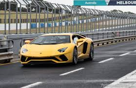 yellow lamborghini aventador 2017 lamborghini aventador s review u2013 australian launch video