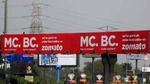 bray outdoor ads what zomato should learn from its controversial outdoor caign