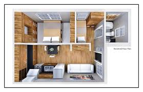 500 Square Foot Apartment Incredible 400 Square Feet Apartment For Residence Home Depot