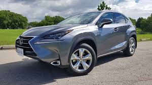 lexus nx 2018 vs 2017 2017 lexus nx 300h test drive review