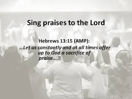 encountering god through worship worship and praise is a thank