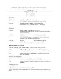 one page resume template one page resume template starua xyz