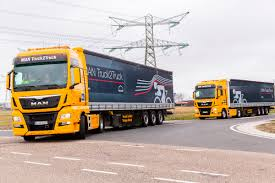volvo trucks europe no more two lane highway headaches europe demos semi autonomous