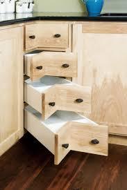 Corner Drawers Kitchens The Cabinet Maker
