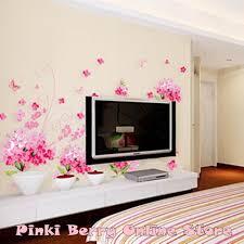 Korean Home Decor Korean Style Flower Home Decor Wall End 5 5 2016 11 15 Pm