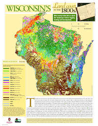University Of Wisconsin Madison Map by Forest Ecosystem And Landscape Ecology Lab David J Mladenoff