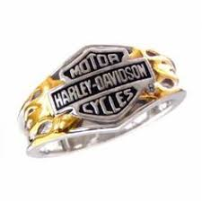 Harley Davidson Wedding Rings by His And Hers Harley Davidson Wedding Rings Badass Biker Rings