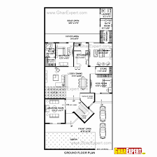home design for 20x50 plot size 20 x 50 square feet house plans beautiful house plan for 48 feet by