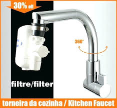 kitchen faucet with water filter water filter for kitchen faucet bloomingcactus me