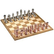 Chess Table by 20