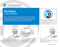 sample video storyboard template for video marketing