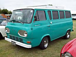 van ford 1961 67 ford econoline van 1st generation camper van pinterest