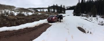 nissan sentra in snow 85 year old woman survives five days in mountains after wrong turn