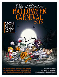 call halloween city halloween carnival event calendar city of glendora