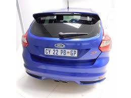 used ford focus st3 used ford focus st3 for sale in gauteng 1496364 surf4cars