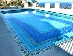 Cantera Stone Tile Mexican Style Pool Tiles Mexican Pool Tile