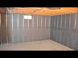 basement to beautiful insulation panels energy efficient u0026 built