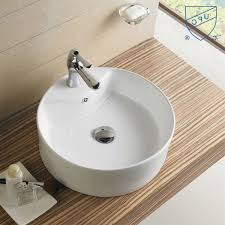 above counter bathroom sinks canada best of white round ceramic